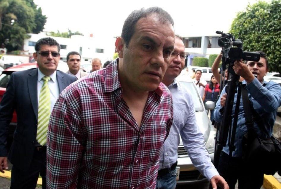 Cuauhtémoc Blanco sí firmó contrato de PSD: Fiscalía