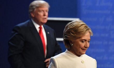 Trump duda en aceptar los resultados sobre elecciones