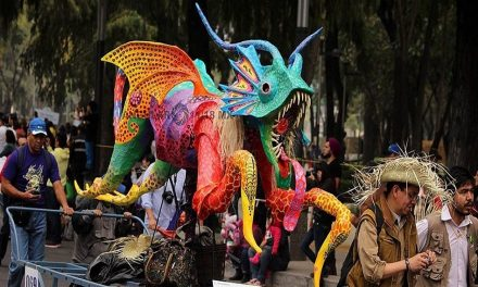 Desfile de alebrijes para este fin de semana en la CDMX