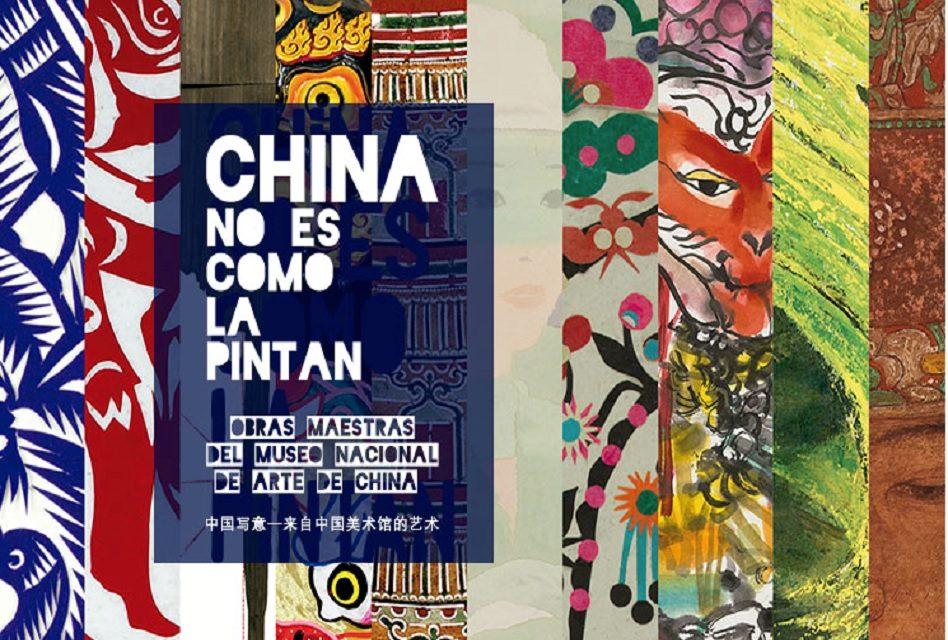 """""""China no es como la pintan"""" Obras maestras del Museo Nacional de China"""