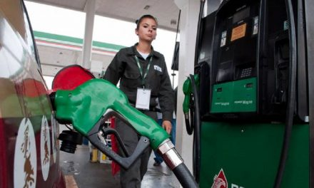 Precios de gasolinas sin novedad para noviembre