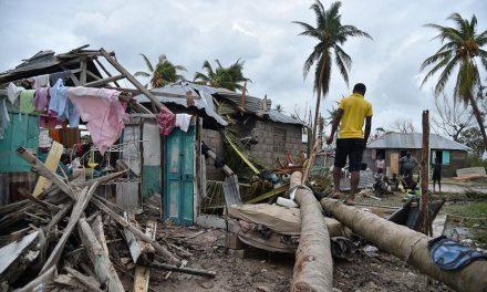 Más de cien muertos por Matthew en Haití