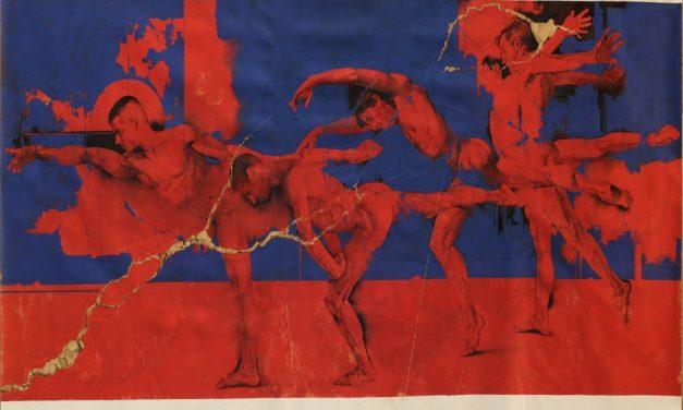 """Miguel Carrillo: """"Hombres en Rojo y Tierra"""""""
