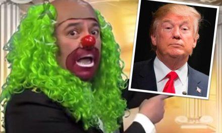 """Brozo dice: """"¡Trump! Te voy a decir en tu cara lo que en Los Pinos no te quisieron decir"""