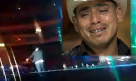 """¡Y PUM! Espinoza Paz se """"desaparece del escenario"""" al JuanGa Style"""
