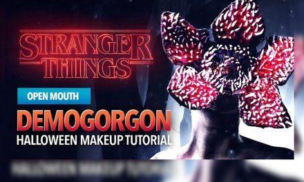"¿Te gustaría disfrazarte del monstruo de ""The Stranger Things"" para Halloween?"