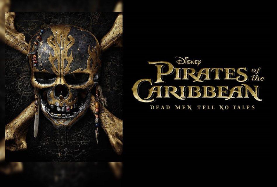 ¿Te gustó Piratas del Caribe? ¡Mira el video de la nueva película! (es la # 5)
