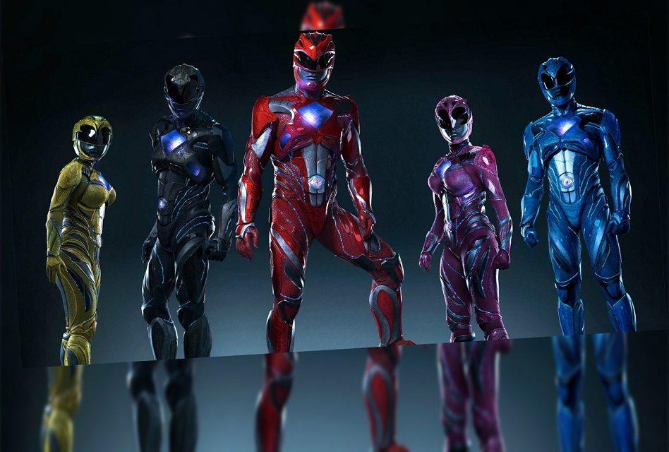 ¿Te gustaban los Power Rangers? ¡Viene una nueva película!…Y pinta muy bien
