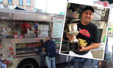 Oaxaqueño gana premio al mejor Food-Truck en Nueva York ¡Qué orgullo!