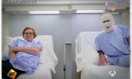 Ella está en el hospital y recibió una inesperada visita ¡De su cantante favorito! (Ojito Remi)