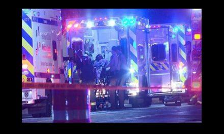 Dos tiroteos en Minneapolis, EEUU