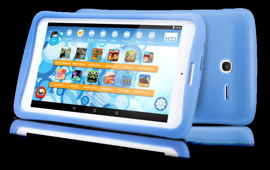 Tableta infantil de Alcatel Pixi Kids