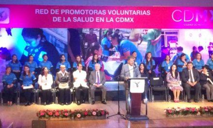 """Participan en """"El Médico en tu casa"""" más de 800 promotoras y promotores voluntarios en la delegación Iztapalapa"""