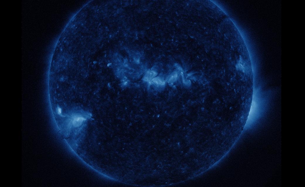 Clima espacial: la Tierra dentro del clima del Sol