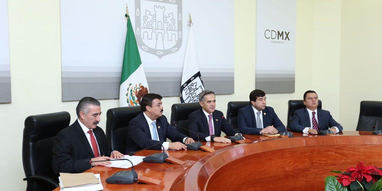 """Presenta Gobierno CDMX """"Operativo Navideño 2016"""""""