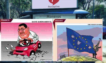 Caricatura Política