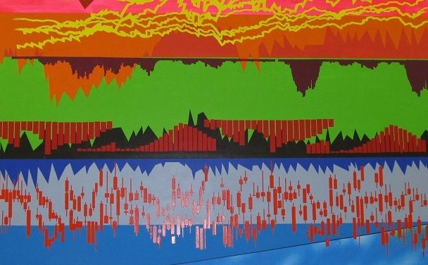 Exposición de Cecilia Barreto en la Galería de Luis Adelantado