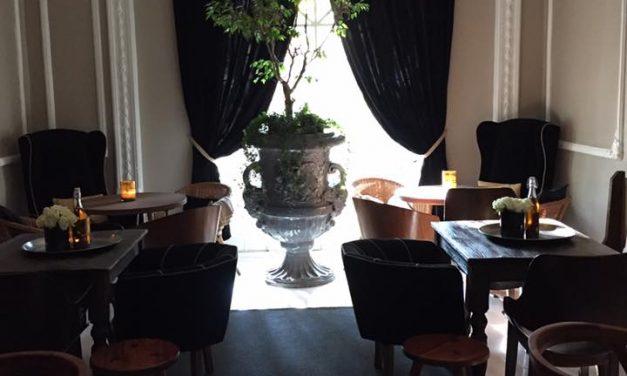 Apertura del Restaurante Brea en la Casa Roma