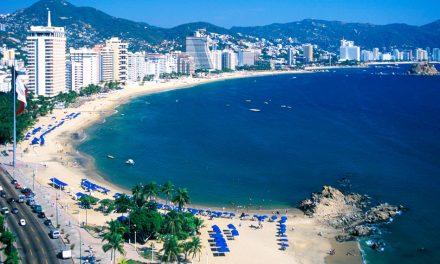 Acapulco con fin de año excelente