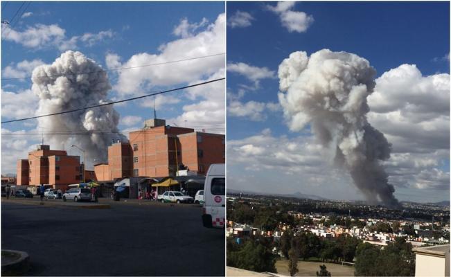 VIDEOS | Brutal explosión en Tultepec