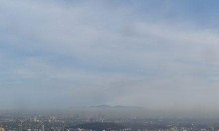 Hoy No Circula; calidad regular del aire