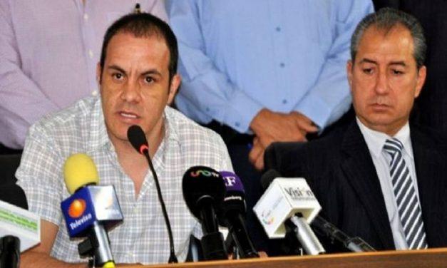 Cuauhtémoc Blanco recibe amenazas del narco