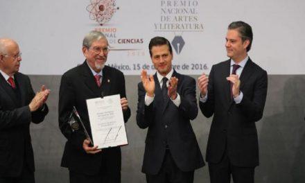 Peña anuncia 100 mil mdp extra para ciencia y tecnología