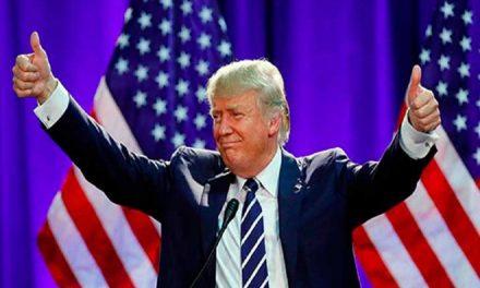 Colegio Electoral ratifica victoria de Trump