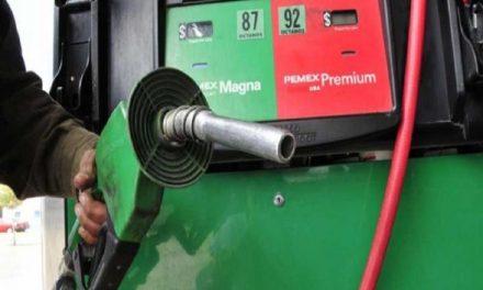Fuerte gasolinazo a partir del 1 de enero