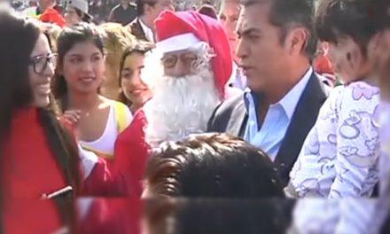 """""""El papá de ustedes es Santa Clós"""", dice """"El Bronco"""" a niños ¡Infancia destruida en 3…2..1!"""