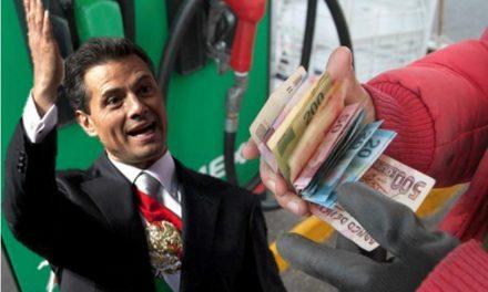 """""""Yo nunca prometí que no iba a subir la gasolina"""": Peña Nieto (VIDEO)"""