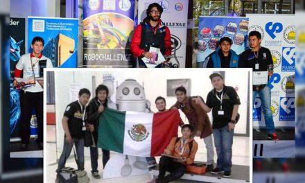 Alumnos del IPN se llevan el segundo lugar del RobotChallenge en Rumania