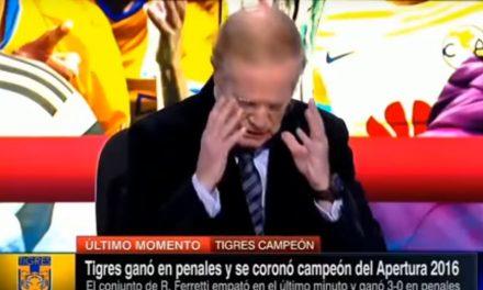 """José Ramón Fernández se disculpa por decir: """"El Arbitro tiene síndrome de Down"""""""