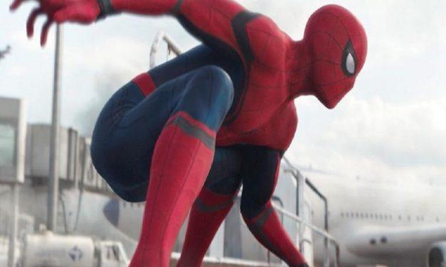 "Lanzan trailer de ""SpiderMan: Homecoming"""