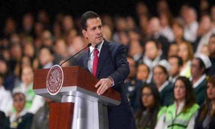 Peña Nieto convocó a unidad de mexicanos