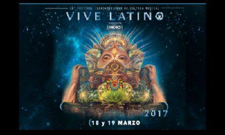 Presentan cartel de Vive Latino