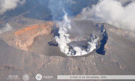 El ciclo del Popocatépetl