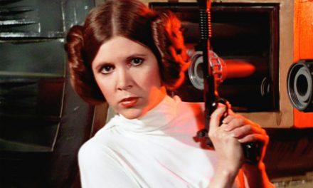 Carrie Fisher (la Princesa Leia de Star Wars) sufre infarto en avión