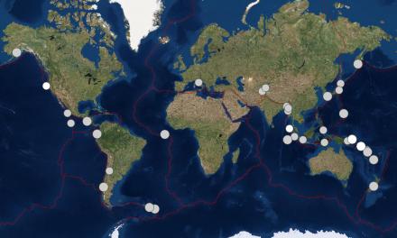 Resumen 2016: año de sismos y volcanes