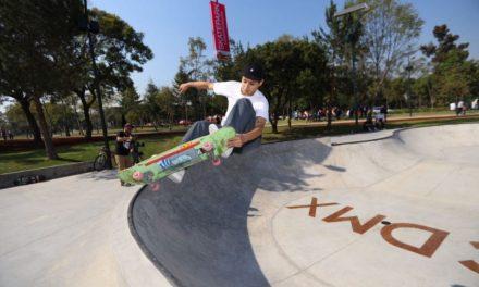 Skatepark del Bosque de Chapultepec, el más grande de la CDMX, diseñado y construido por mexicanos