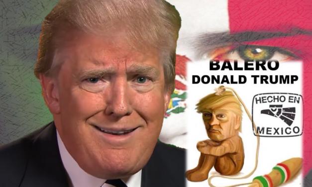 """""""Agradezcan a Trump"""" (desde el sismo del 85 no veía a los mexicanos tan unidos como hoy)"""