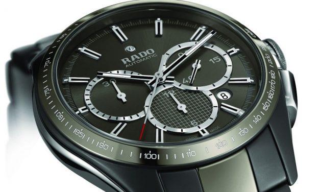 Presentación de los nuevos modelos de Relojes Rado