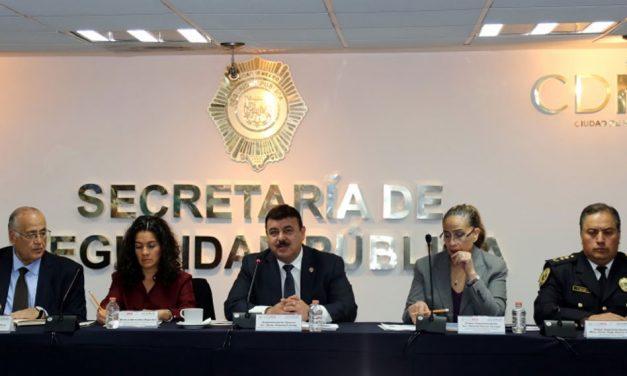 """Presenta SSP CDMX aplicación móvil """"Mi Policía En Mi Escuela"""""""