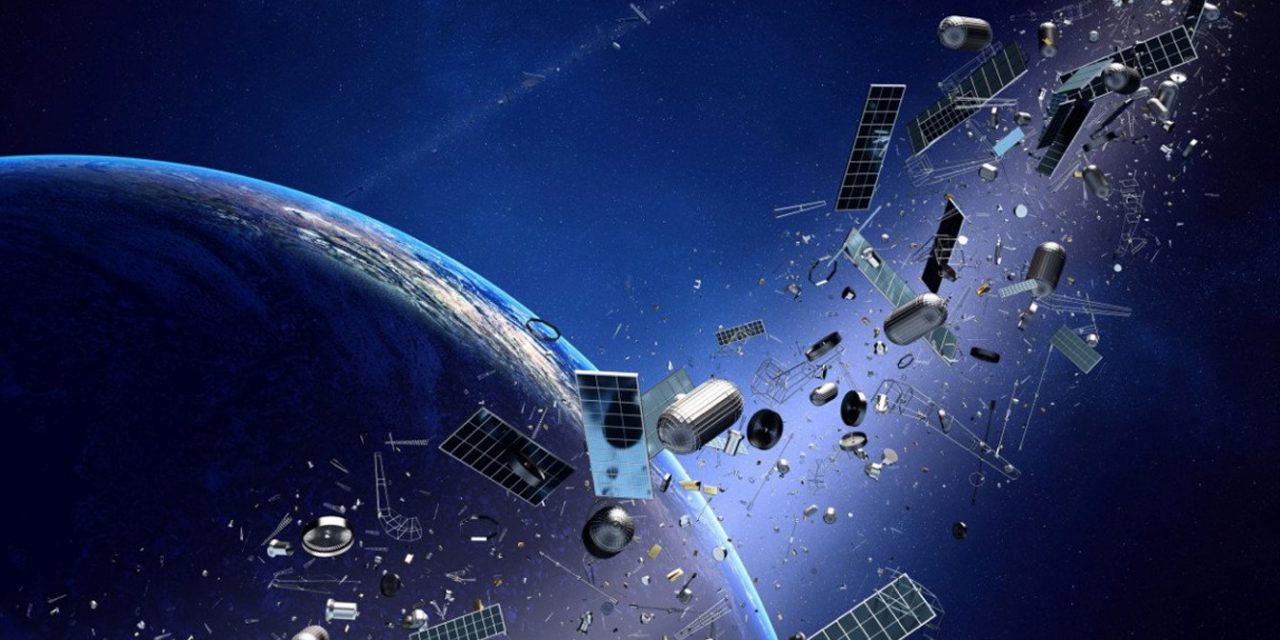 Basura espacial, el otro lado de la exploración espacial