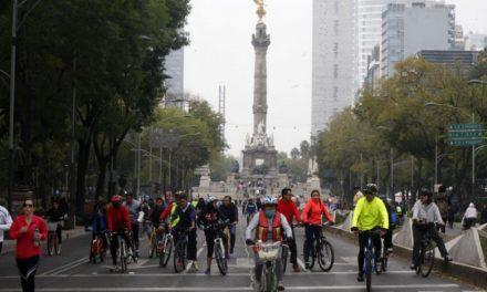 Activa participación en Primer Ciclotón CDMX de 2017