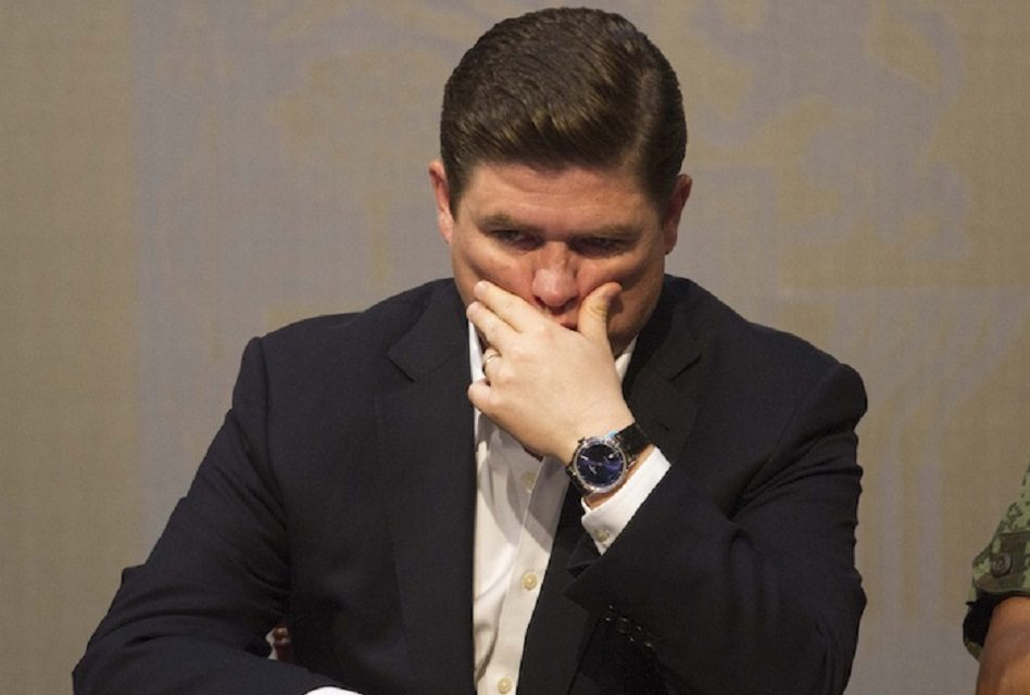 Niegan amparo de captura a ex gobernador Rodrigo Medina de la Cruz