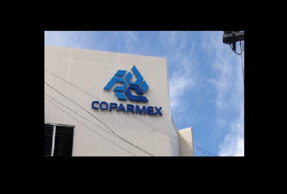 Plantea Coparmex acuerdo sin objetivos políticos