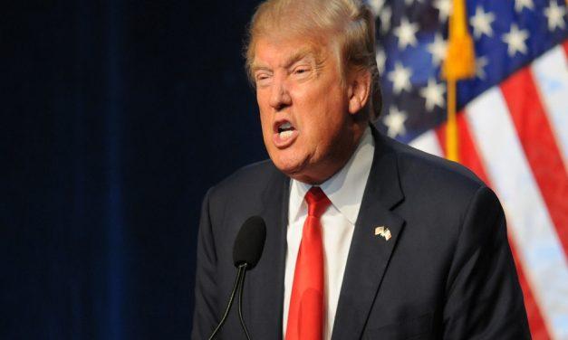 Trump inventa atentado en Suecia