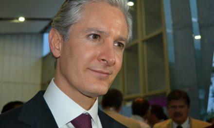 Alfredo del Mazo será candidato del PRI en Edomex