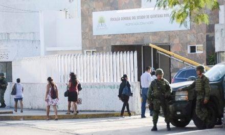Despliegan en Cancún 400 federales tras balaceras